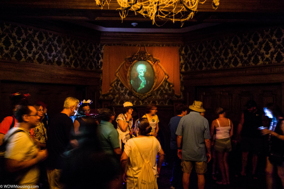 Haunted Mansion Foyer Organ : Wdwmousing chapter magic kingdom liberty square