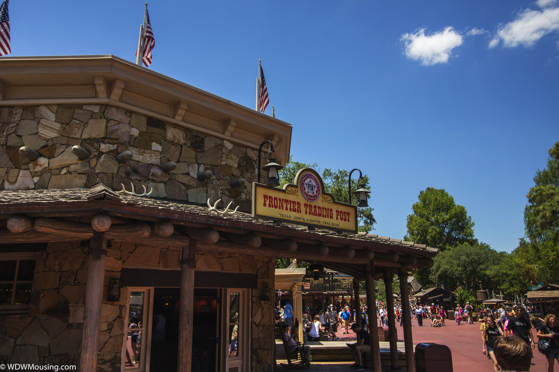 Chapter 14 magic kingdom frontierland part 3 wdwmousing frontierland trading post is home to western themed merchandise hats artwork limited edition magicbands but mostly disney pins voltagebd Choice Image