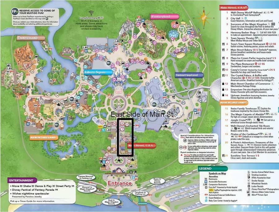 WDWMousing.com - Tour of Walt Disney World - WDWMousing